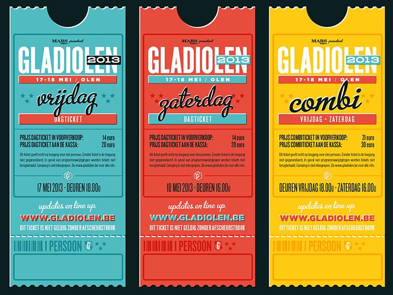 Some tickets tickets metroscript knockout ticket gladiolen belgium
