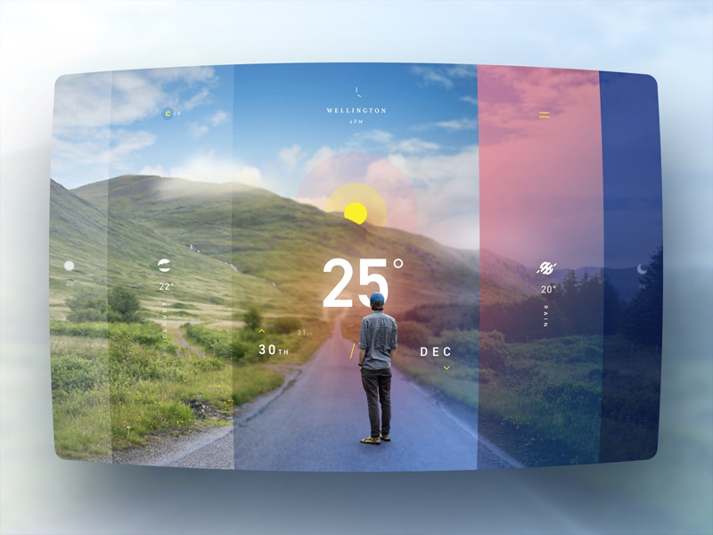 Inspirasi #27  - UI / UX Design Virtual Experiment