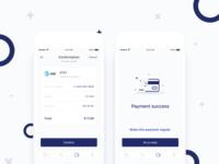 Mobile Banking iOS - Payment