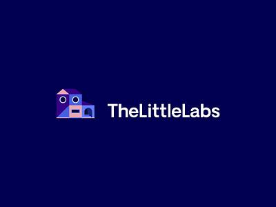 TLL Logotype design studio gif little animation thelittlelabs illustration logo