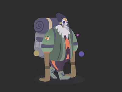Meet Ti characterdesign motiondesign design character studio thelittlelabs animation illustration