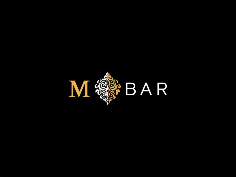 MBar Logo logos logotype design brand identity brand design branding brand logo design logo