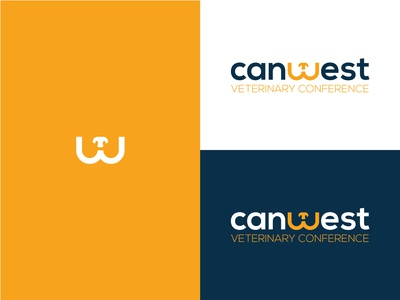 Canwest Logo Concept Two identity design design identity branding branding brand logos logo logotype brand identity brand design
