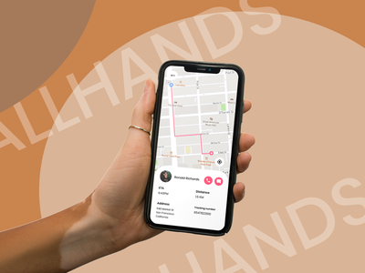 ALL HANDS TOGETHER app ui mockups product mockup app design allhands ui design