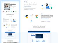 PayFit : Homepage ⚡️