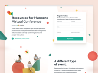 Lattice: Resources for Humans Virtual Conference 🎥