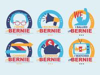 Bernie Badges