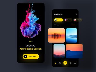 Live Wallpaper 4k mobile app wallpaper catalog lock screen home screen themes 3d wallpaper 4k live wallpaper