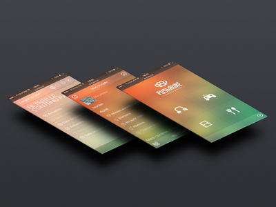 A Mano Webapp app application iphone smartphone pushaune amano