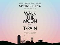 Spring Fling Artist Reveal