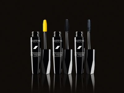 GIZZÈNE Cosmetic Branding Packaging