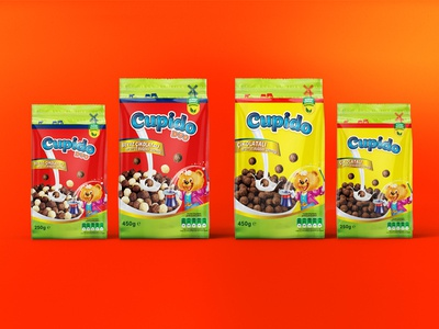 Cupido Package Breakfast Cereal