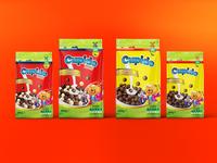 Cupido Package Breakfast Cereal