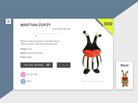 Daily UI Day002 Product Card
