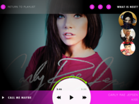 Daily UI Day005 Music Player