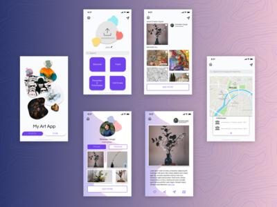 Art App Prototype