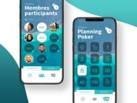 Planning Poker iphone X