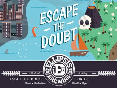 Escape the Doubt Porter