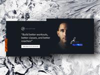 Wodify x NCFIT - Landing page