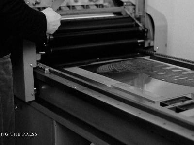 Final Cutting final cut express letterpress bembo pro colosseum bw