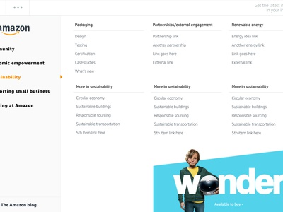 About Amazon responsive web design web ui sketch responsive web design