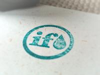 Rubber Stamp Logo