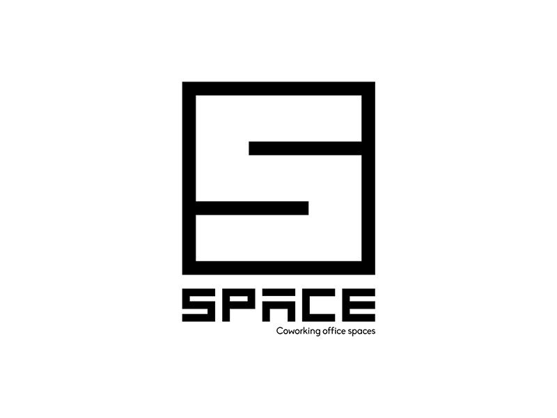 Space - Thirty Logos #1 logo design white black minimal logo