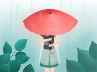Raindrops Symphony