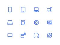 Free- Air Icon Set