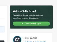 Forum Promo