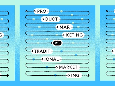 Product Marketing vs. Traditional Marketing | Better Product gradient podcast