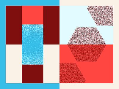 Brand Process Scrap   01 grain geometric noise