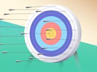 Shifting the target focus