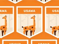 Nora Elementary Usawa Family Crest