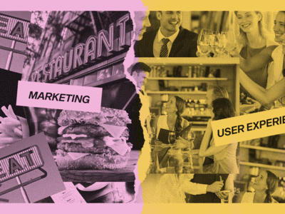 Designing for users vs. designing for marketing