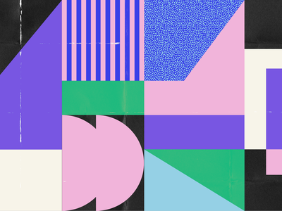 Your Next Website is Actually a Digital Product geometric editorial illustration