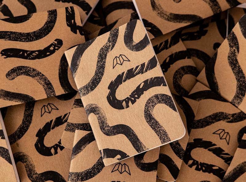 Innovatemap Notebooks texture