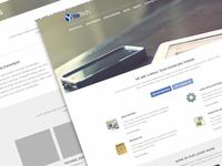 YasTech Re-design Concept