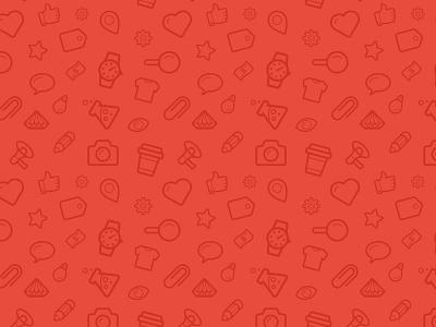5 Seamless Icon Patterns patterns icon seamless photoshop psddd freebie