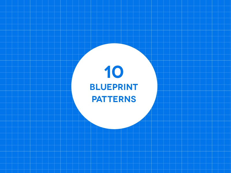 10 seamless blueprint patterns by michael reimer dribbble 10 blueprint patterns malvernweather Gallery