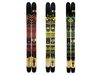 4FRNT Skis 16/17 Kye series.