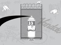 Vandal Illustration