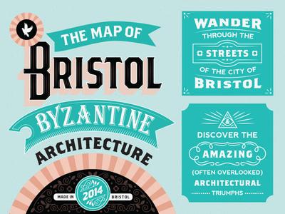 Bristol Byzantine Map