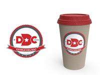 Double Delight Cuisine Logo & Mock