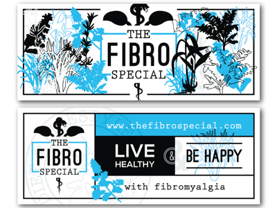 The Fibro Special Business Cards