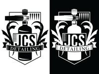 JCS Detailing Logo