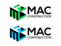 MAC Construction Logo