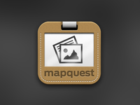 MapQuest Travel app icon