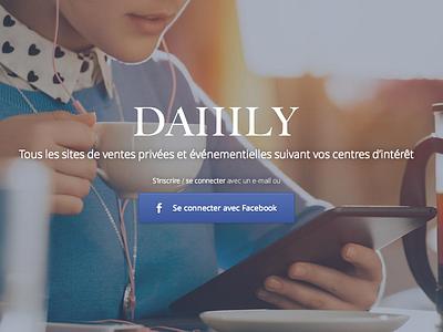 Daiiily.com marketplace