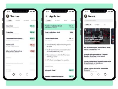 Sharpe GSI App for iOS